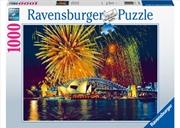 Fireworks Over Sydney Australia 1000 Piece Puzzle    | Merchandise