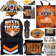 NRL Wests Tigers Showbag | Merchandise