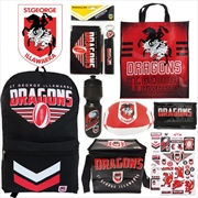 NRL St George Dragons Showbag V2 | Merchandise