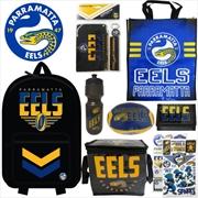 NRL Paramatta Eels Showbag | Merchandise
