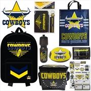 NRL North Qld Cowboys Showbag | Merchandise