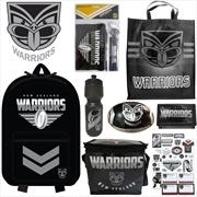 NRL New Zealand Warriors Showbag | Merchandise