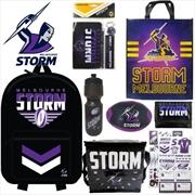 NRL Melbourne Storm Showbag | Merchandise