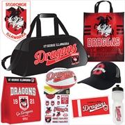 NRL St George Dragons Showbag V1 | Merchandise