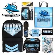 NRL Cronulla Sharks Showbag V2 | Merchandise