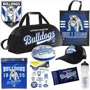 NRL Canterbury Bulldogs Showbag V1 | Merchandise
