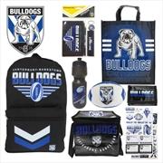 NRL Canterbury Bulldogs Showbag V2 | Merchandise