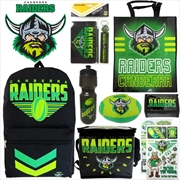 NRL Canberra Raiders Showbag | Merchandise