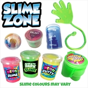 Slime Zone School Showbag V2 | Merchandise