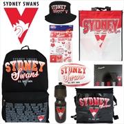 Afl Sydney Swans Showbag | Merchandise
