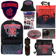 AFL Melbourne Showbag | Merchandise