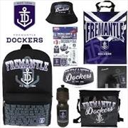 AFL Fremantle Dockers Showbag | Merchandise