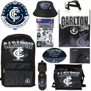 AFL Carlton Showbag | Merchandise