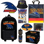 Afl Adelaide Crows Showbag V2 | Merchandise