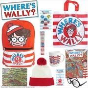 Wheres Wally Showbag | Merchandise