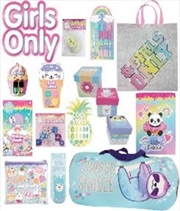 Girls Only Showbag | Merchandise