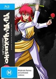 Yu Yu Hakusho - Season 4 - Eps 85-112 | Steelbook | Blu-ray