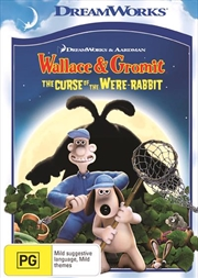 Wallace And Gromit - The Curse Of The Were-Rabbit | DVD