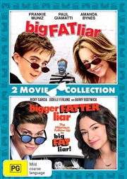 Big Fat Liar / Bigger Fatter Liar | Franchise Pack | DVD