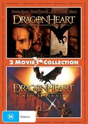 Dragonheart / Dragonheart 2 | Franchise Pack | DVD