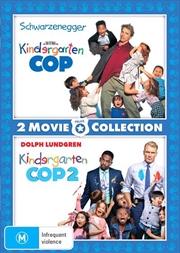 Kindergarten Cop / Kindergarten Cop 2 | Franchise Pack | DVD