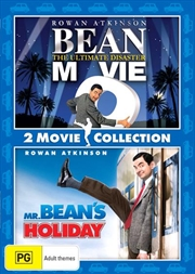 Mr Bean's Holiday / Bean - The Ultimate Disaster Movie | Franchise Pack | DVD