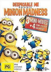 Despicable Me Presents Minion Madness | DVD