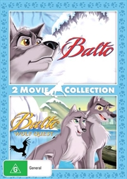 Balto / Balto - Wolf Quest | Double Pack | DVD