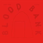 Blood Bank - Limited 10th Anniversary Edition   CD