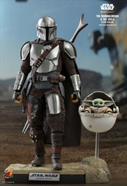 "Star Wars: The Mandalorian - Mandalorian & The Child Deluxe 1:6 Scale 12"" Action Figure 