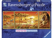 Ravensburger - African Majesty Puzzle 1000pc | Merchandise