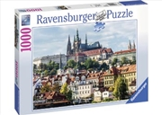 Ravensburger - Prague Castle Puzzle 1000pc | Merchandise