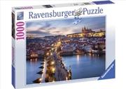 Prague At Night 1000pc | Merchandise