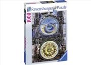 Ravensburger - Astronomical Clock Puzzle 1000pc | Merchandise