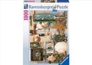 Ravensburger - Maritime Collage Puzzle 1000pc | Merchandise