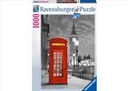 Ravensburger - London Big Ben Puzzle 1000pc | Merchandise