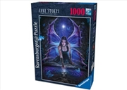 Ravensburger - Stokes: Desire Puzzle 1000pc | Merchandise
