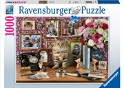 My Cute Kitty 1000 Piece Puzzle | Merchandise