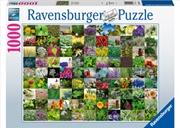 99 Herbs And Spices 1000pc | Merchandise