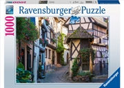 Ravensburger - French Moments in Alsace 1000 Piece | Merchandise