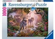 Ravensburger - Summer Wolves Puzzle 1000pc | Merchandise