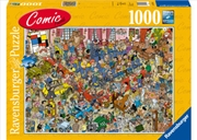 Auction De Veiling 1000pc | Merchandise
