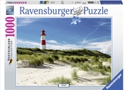 Lighthouse In Sylt 1000pc | Merchandise