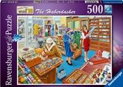 Haberdasher 500pc | Merchandise