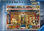 Antiques And Curiosities 500pc | Merchandise