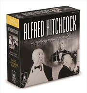 Alfred Hitchcock With Book - 1000pc | Merchandise
