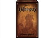 Villainous Evil Comes Prepared | Merchandise