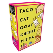 Taco Cat Goat Chesse Pizza | Merchandise