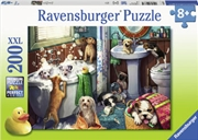 Ravensburger - Tub Time Puzzle 200 Piece Puzzle | Merchandise