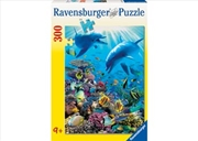 Ravensburger - Underwater Adventure Puzzle 300pc | Merchandise